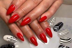 Weihnachts Designs - Fotogalerie Nagel Studio Nails American Style Gelnägel Acrylnägel Bratislava