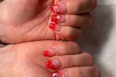 Christmas Designs - Photogallery Gelish Acrylic Nail Studio Nails American Style Bratislava