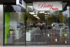 Nails American-Style Nail Design Studio Dunajska Street Bratislava