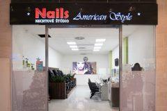 Nails American Style Shopping Palace Bratislava