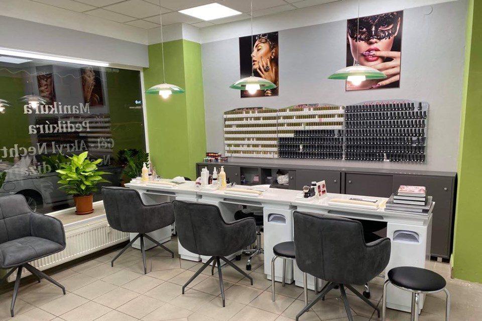Nechtove Studio Nails American Style Krížna Bratislava