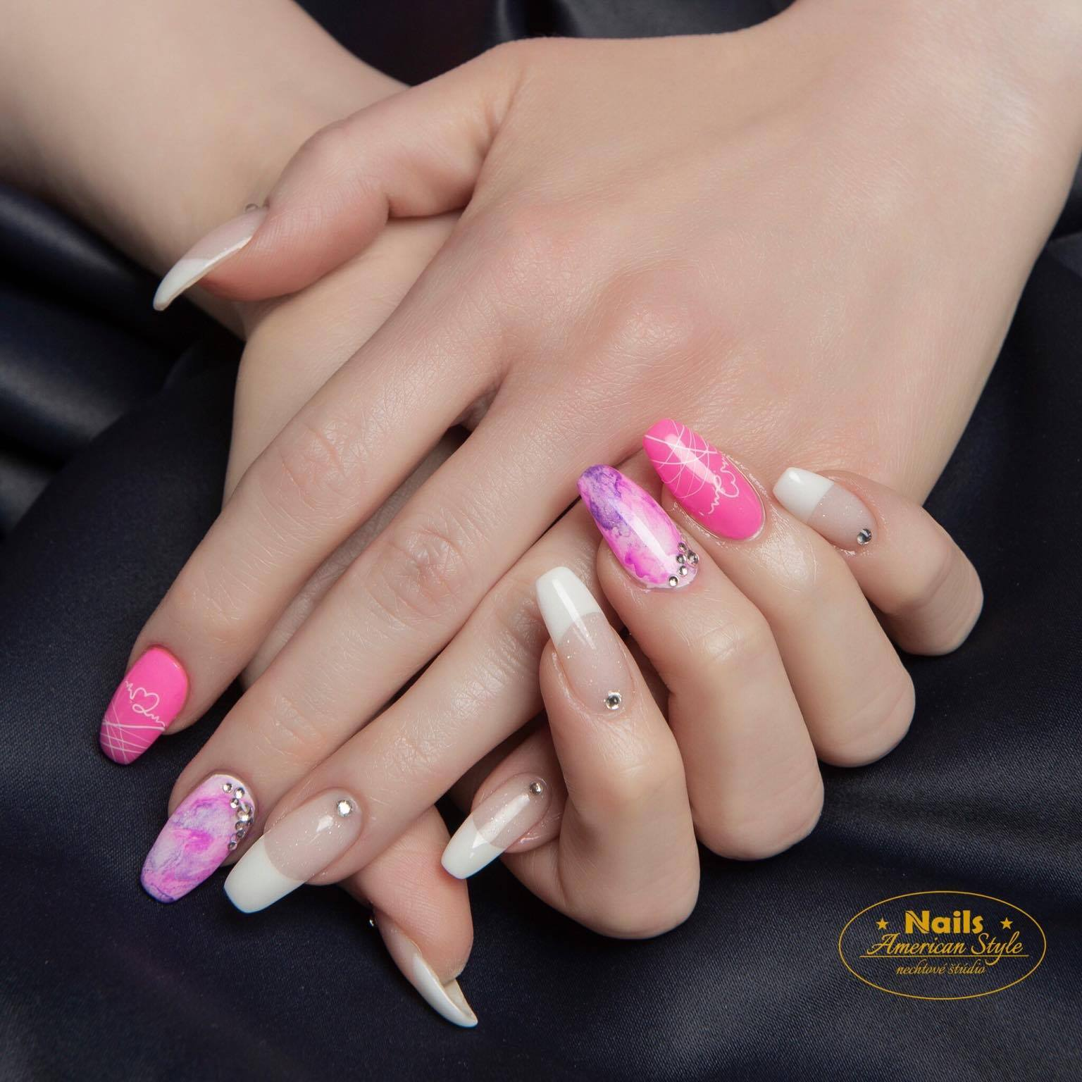 Nails American Style Manikúra Pedikura Nechty Bratislava